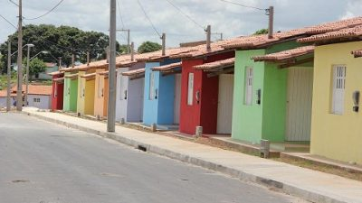 Conjunto Habitacional Berenice Peralva, no Gurujé, será inaugurado dia 20