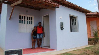55 casas foram entregues a famílias sanfranciscanas