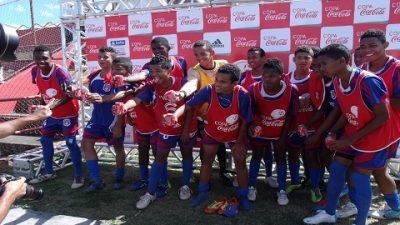 Equipes do Sub 13 e do Sub 15 disputam neste fim de semana a semifinal da Copa Madredeusense de Futebol de Base
