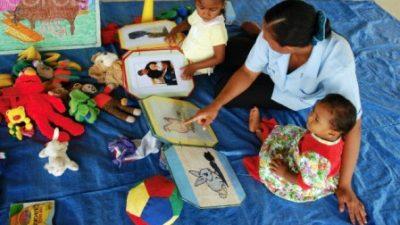 PROAP desenvolve seminário para professores da Educação Infantil