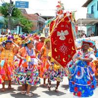 Grupos Culturais de São Francisco do Conde participaram de Caminhada Raízes da Bahia no Dique do Tororó