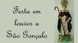 Festa em louvor a São Gonçalo