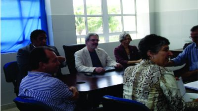1ª reunião do Consórcio UFRB – UNILAB – UFBA em São Francisco do Conde