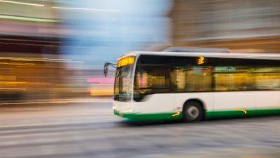 Transporte de servidores municipais passa a ser feito na Rua do Convento de São Francisco