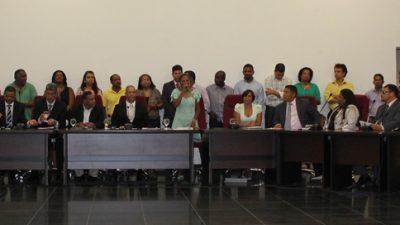 Câmara Municipal faz abertura do Ano Legislativo 2013