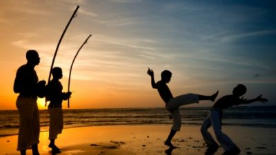 Encontro de Capoeira e Campeonato Infantil marcam o fim de semana em São Francisco do Conde