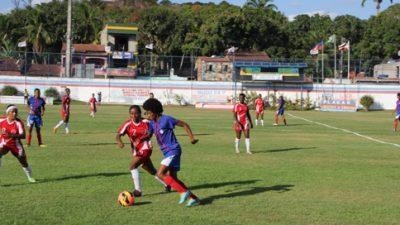 Copa do Brasil: Meninas decidem classificação no próximo sábado, 16