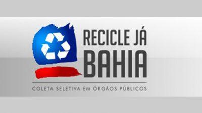 SEMA e SUCAB reafirmam parceria para 'Recicle Já Bahia'