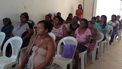 SEAG ouve comunidade do Caípe