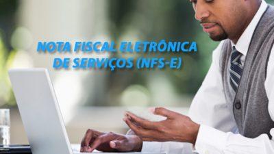 Nota Fiscal Eletrônica passa a operar no município nesta quarta-feira, 01 de maio