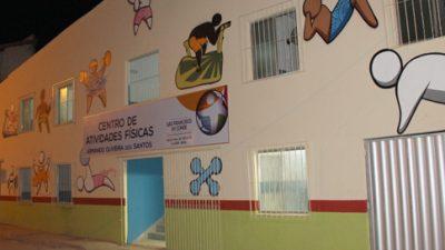 Cidade ganhará nova academia pública, que passa a se chamar Centro de Atividades Físicas Armando Oliveira dos Santos