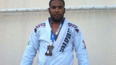 Sanfranciscano conquista medalha de bronze no Jiu-Jitsu