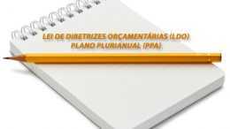 LDO e Plano Plurianual estão sendo elaborados pela gestão municipal