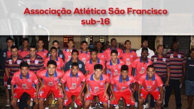 A. A. São Francisco participa da Copa Santa Cruz de Cabrália Sub 16