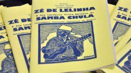 Violeiro Zé de Lelinha recebeu homenagens no fim de semana