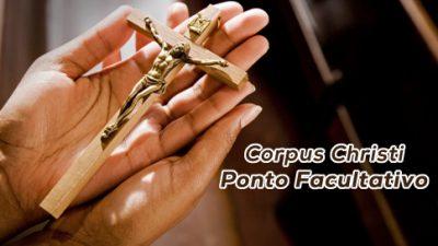 Corpus Christi será ponto facultativo em São Francisco do Conde
