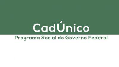 CadÚnico: São Francisco do Conde cadastrou 28 famílias