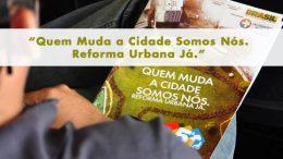 5ª Conferência Municipal das Cidades: sociedade e autoridades discutem Reforma Urbana