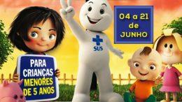 Dia Nacional de Vacinação contra a Paralisia Infantil alcançou 67,1% de cobertura