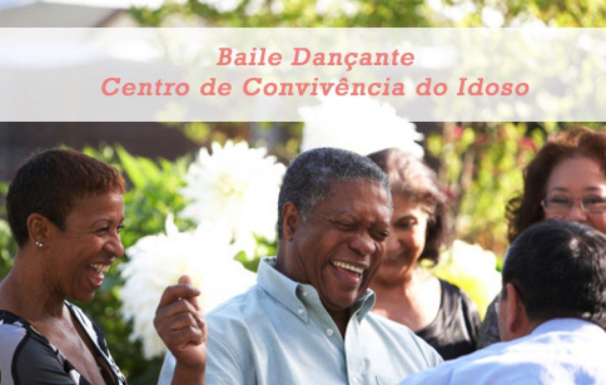 Serviço de Convivência e Fortalecimento de Vínculos para pessoa Idosa promoverá Baile de Dançante em homenagem ao Dia dos Pais