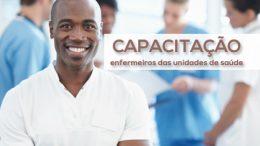 Secretaria da Saúde promoverá capacitação para enfermeiros do município