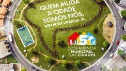 Prefeitura promove dia 23 de maio a 5ª edição da Conferência Municipal das Cidades