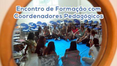 SEDUC realiza Encontro de Formação com Coordenadores Pedagógicos