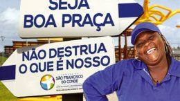 Cidade Limpa: campanha pede a moradores que ajudem na conservação do patrimônio público