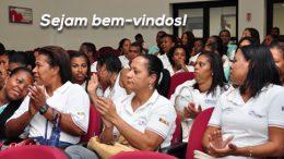 Saúde dá boas-vindas aos profissionais do Programa de Saúde da Família