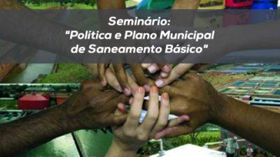 Representantes da Prefeitura participam de ação do Ministério das Cidades
