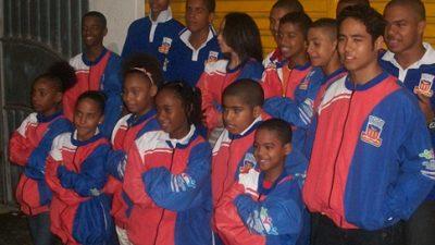 Karatecas de São Francisco do Conde seguem para próxima etapa do Campeonato Brasileiro