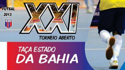 Seleção de Futsal sanfranciscana é vice-campeã do XXI Torneio Aberto Taça Estado da Bahia