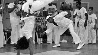 Capoeirista Mestre Mário é homenageado em São Francisco do Conde