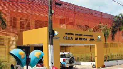 Hospital Docente Assistencial Célia Almeida Lima é terceirizado
