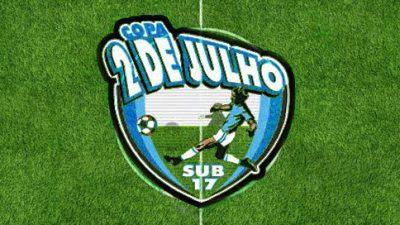 Equipe Sub- 17 da A.A. São Francisco participa da Copa 2 de Julho de Futebol
