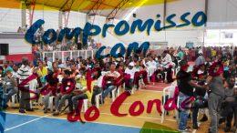 Gestão apresenta planejamento do 2º semestre para funcionários municipais