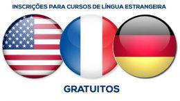 SETUR abre inscrições para cursos de língua estrangeira gratuitos