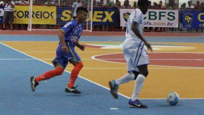A luta pela XXXI Taça Brasil Correios de Futsal continua em São Francisco do Conde