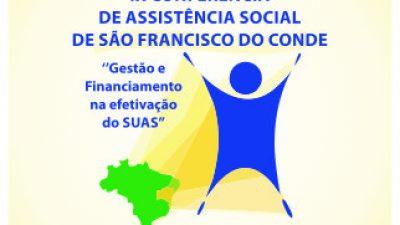 SEDES promove IX Conferência Municipal da Assistência Social