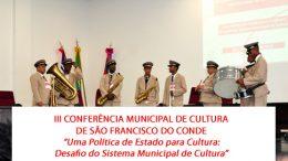 III Conferência Municipal debate os rumos da cultura em São Francisco do Conde