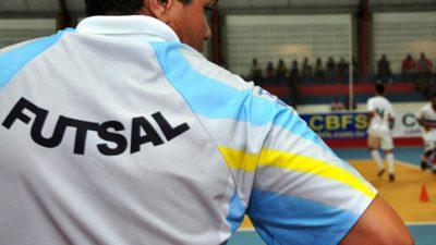 São Francisco Esporte Clube joga final do Baiano de Futsal