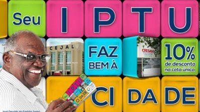 IPTU 2013: 30 de setembro é o prazo final para pagamento da cota única ou 1ª parcela