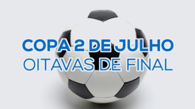 A. A. São Francisco está nas oitavas de final da Copa 2 de Julho