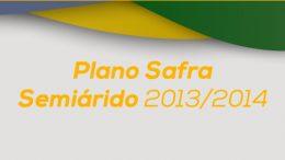 São Francisco do Conde participa do lançamento do Plano Safra Semiárido 2013/2014