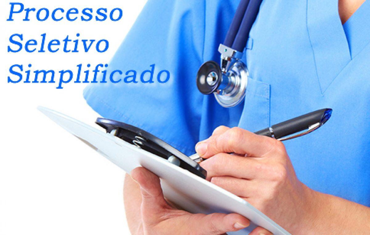 Saúde realiza Processo Seletivo com mais de 140 vagas disponíveis