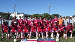 Equipe Sub- 14 da Associação Atlética está na semifinal da Super Copa