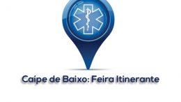 Caípe de Baixo: Feira Itinerante faz mais de 500 tipos de atendimentos