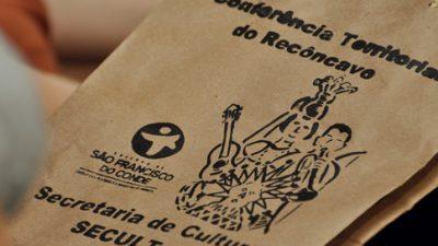 São Francisco do Conde recebe municípios do recôncavo para Conferência Territorial de Cultura