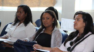 """""""Orientação para o mundo do trabalho"""" foi tema do 1º ciclo de oficinas promovido pela SEDEC"""