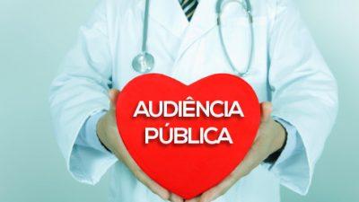 Audiência Pública sobre Câncer e Doença Falciforme acontece nesta quarta-feira (21)